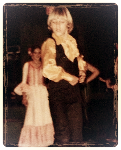 Conchita & Pepe Gonzalez flamenco dance group 1980s