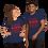 Thumbnail: Thank you style Short-Sleeve Unisex T-Shirt