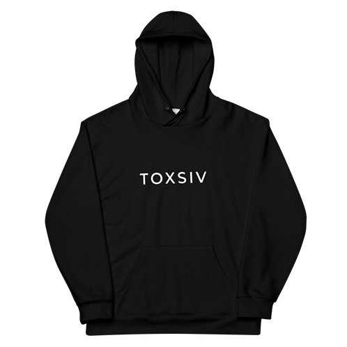 sublimated toxsiv sweater Unisex Hoodie