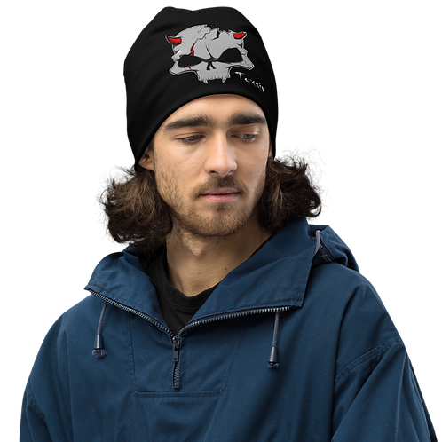 new toxsiv All-Over Print Beanie