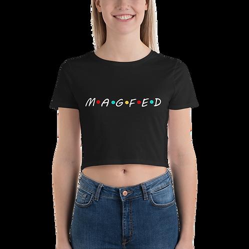 MAGFED Women's Crop Tee