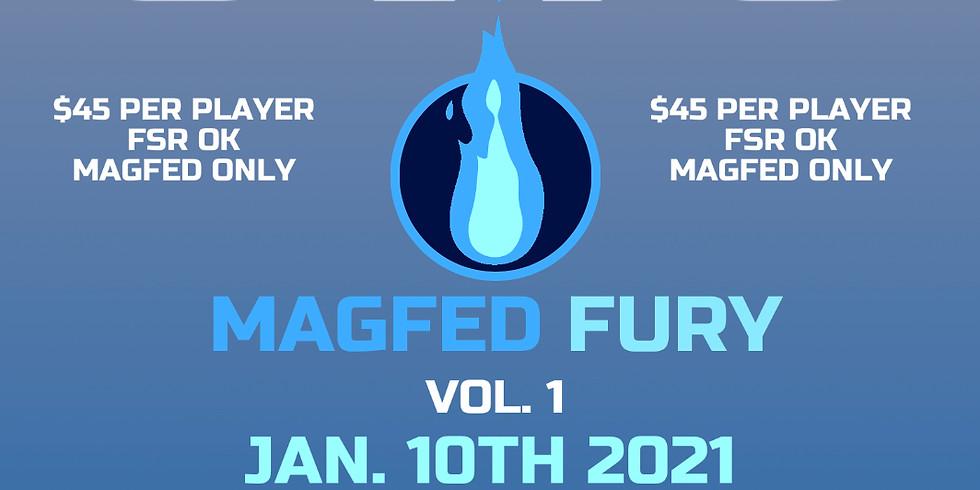 MAGFED FURY VOL.1