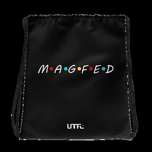 MAGFED Drawstring bag