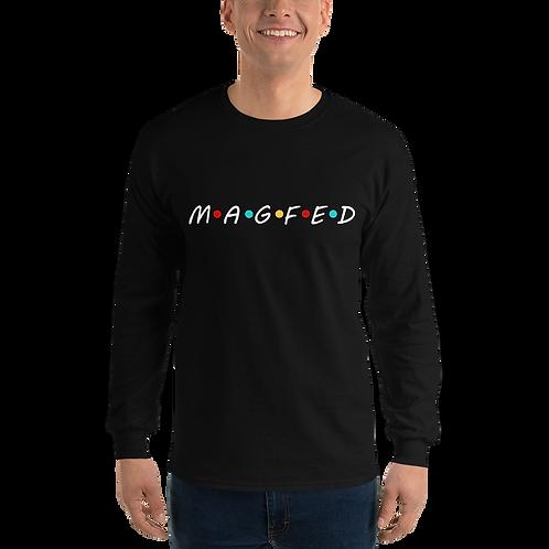 MAGFED Men's Long Sleeve Shirt