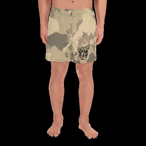 D DAYPB Athletic Long Shorts