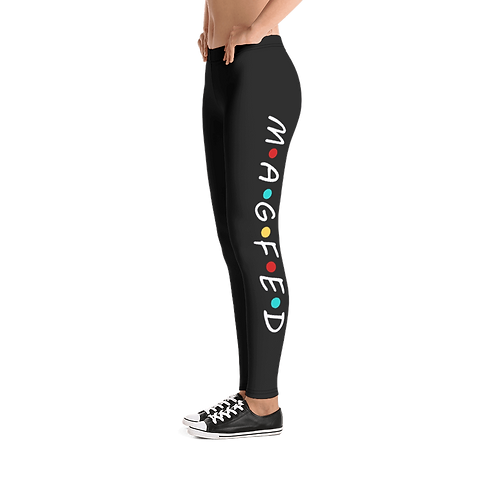 MAGFED Leggings