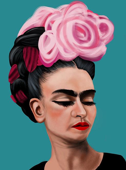 Frida 2 Print