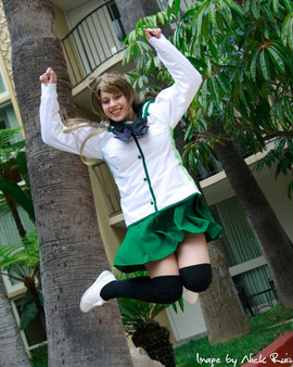 High School of The Dead Cosplay