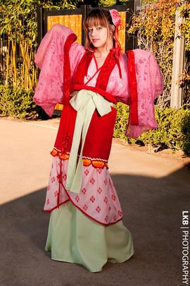 Fushigi Yugi - Miaka Cosplay