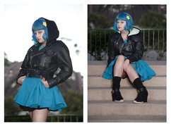 Scott Pilgrim - Ramona Flowers Cosplay