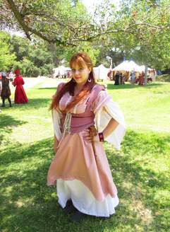 Ren Faire Attire