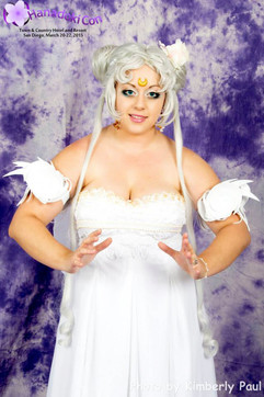 Sailor Moon - Princess Serenity Cosplay