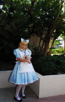 Alice and Wonderland - Original Design