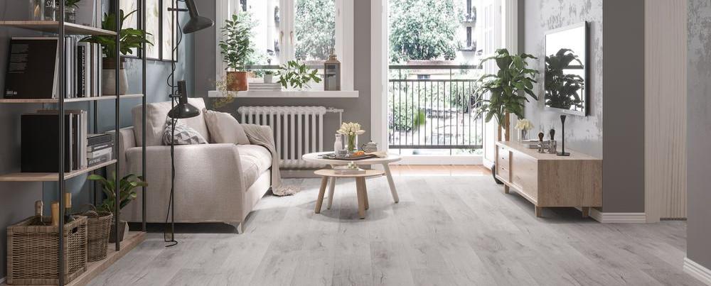 SPC Flooring -living room