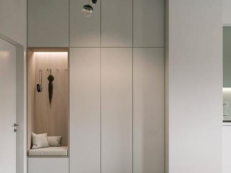 傢俬訂造:衣櫃設計有妙法 使用方便易收納