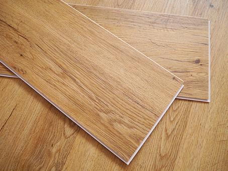 地板界的新寵: SPC 環保石塑防水地板 在新舊樓上得到廣泛使用