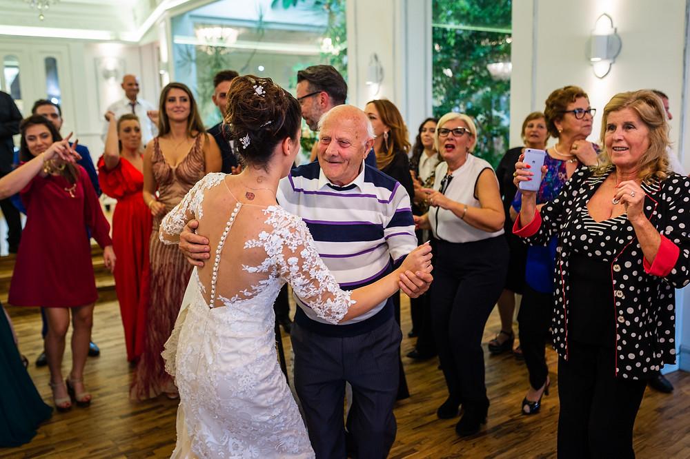 Maurizio Galise: Fotografo di Matrimonio stile reportage Lazio