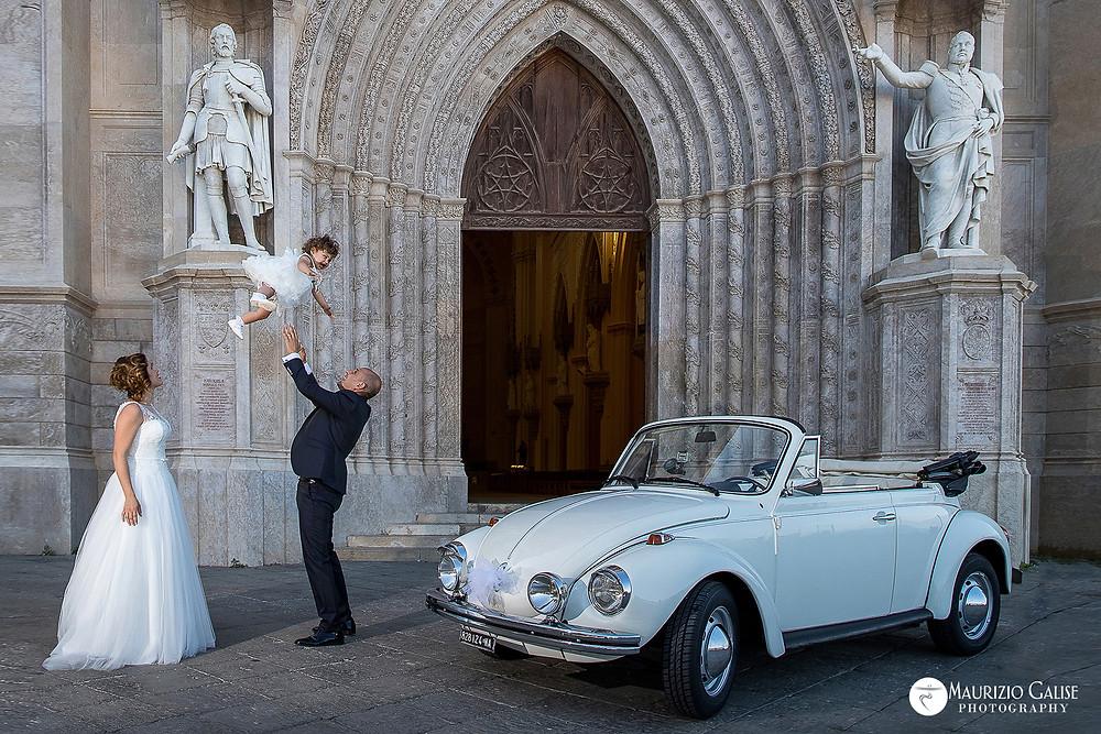 Maurizio Galise: Fotografia di matrimonio  Formia - Cassino - Gaeta  - Lazio