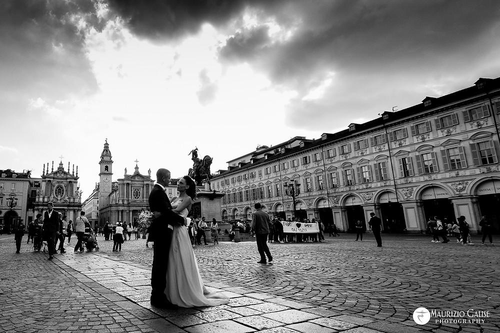 Maurizio Galise: Fotografo Matrimonio - Stile Reportage - Torino