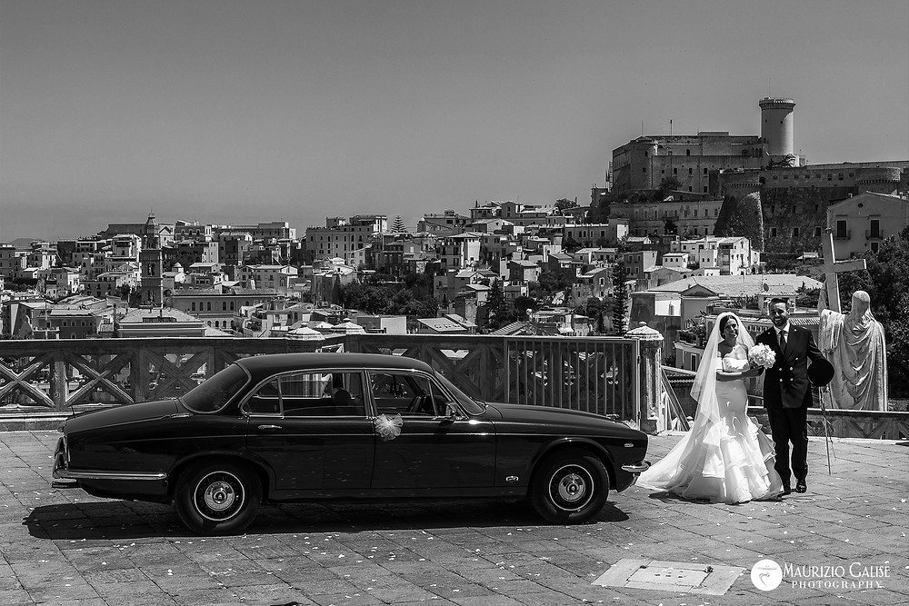 Maurizio Galise: Miglior Fotografo di matrimonio nel Lazio