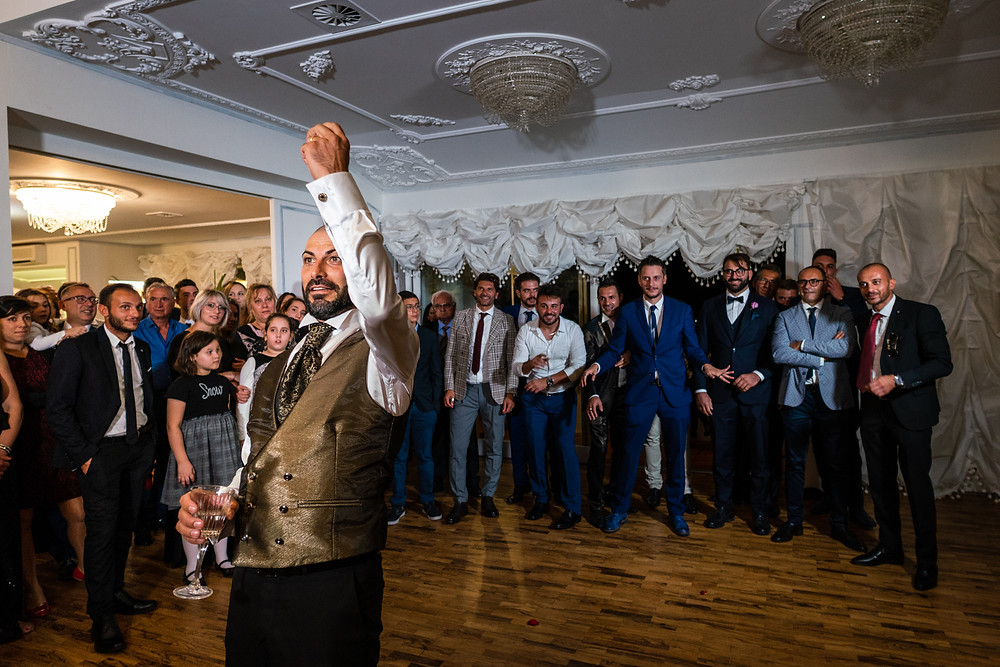 Maurizio Galise: Fotografo di Matrimonio Lazio