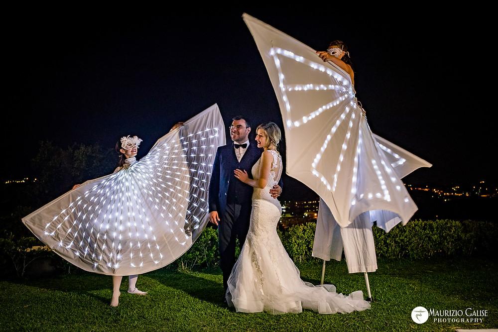 Maurizio Galise: Fotografo di Matrimonio Napoli