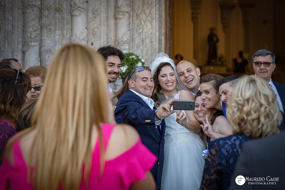 Maurizio Galise: Fotografia di matrimonio spontanea - Gaeta