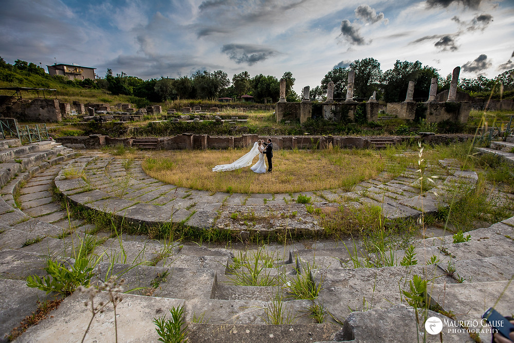 Maurizio Galise: Fotografie - Pre Matrimoniali- Napoli