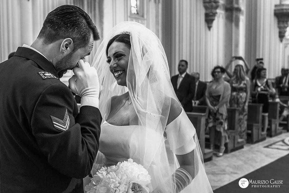 Maurizio Galise: Miglior Fotografo matrimonio Gaeta