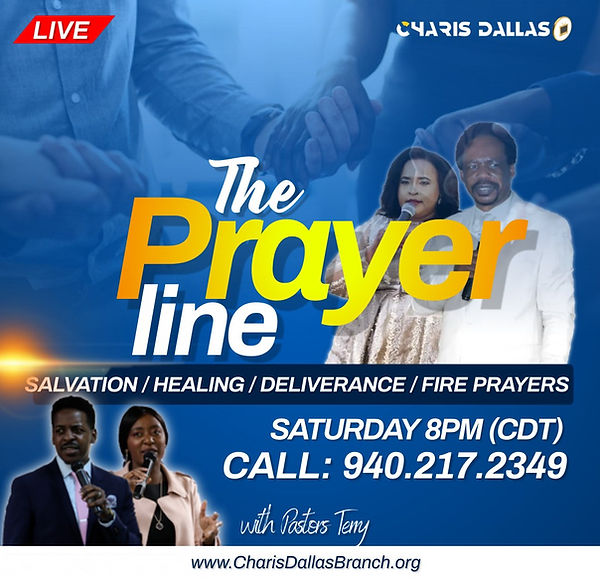 Copy of Prayer line flyer - Made with PosterMyWall.jpg