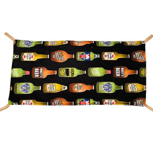 Hängematte Käfig Bierflaschen