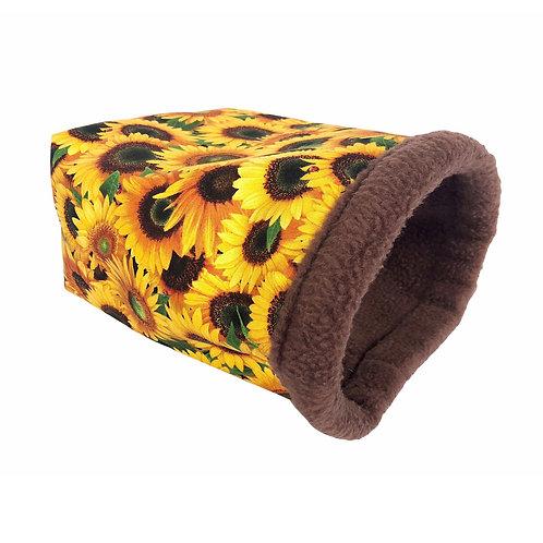 Kuschelsack Sonnenblumen