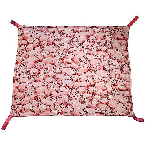 Hängematte Haus Schweinchen