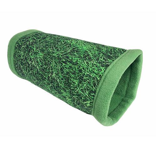 Kuschelröhre Rasen