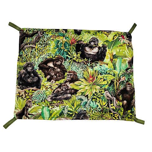Hängematte Haus Gorillas