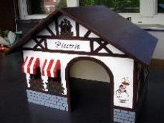 Spitzdach Pizzeria
