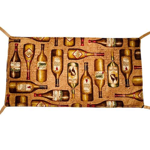 Hängematte Käfig Weinflaschen No. 2