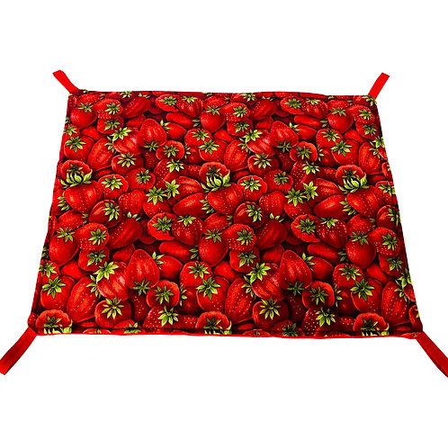 Hängematte Haus Erdbeere