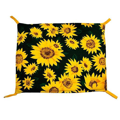 Hängematte Haus Sonnenblumen