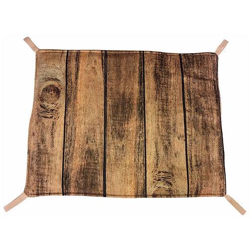 Hängematte Haus Holz