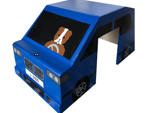 Auto blau