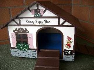 Fachwerk Crazy Piggy Bar