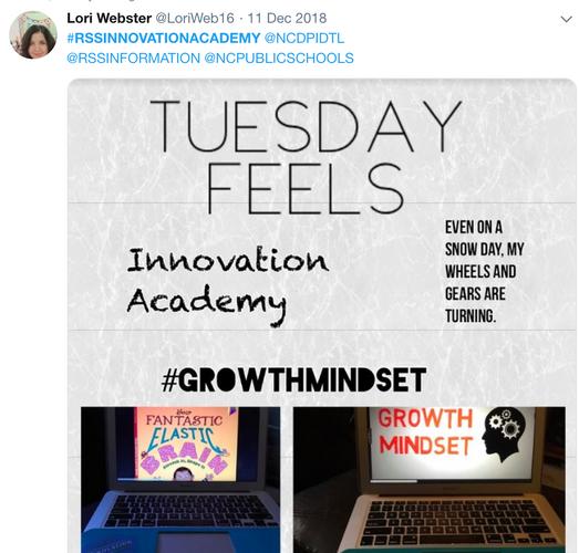 Growth Mindset Module