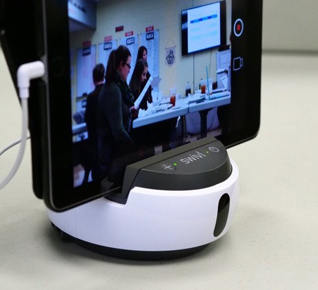 Using SWIVL to capture the Lunch and Learn from Kelly Withers on Personalized learning