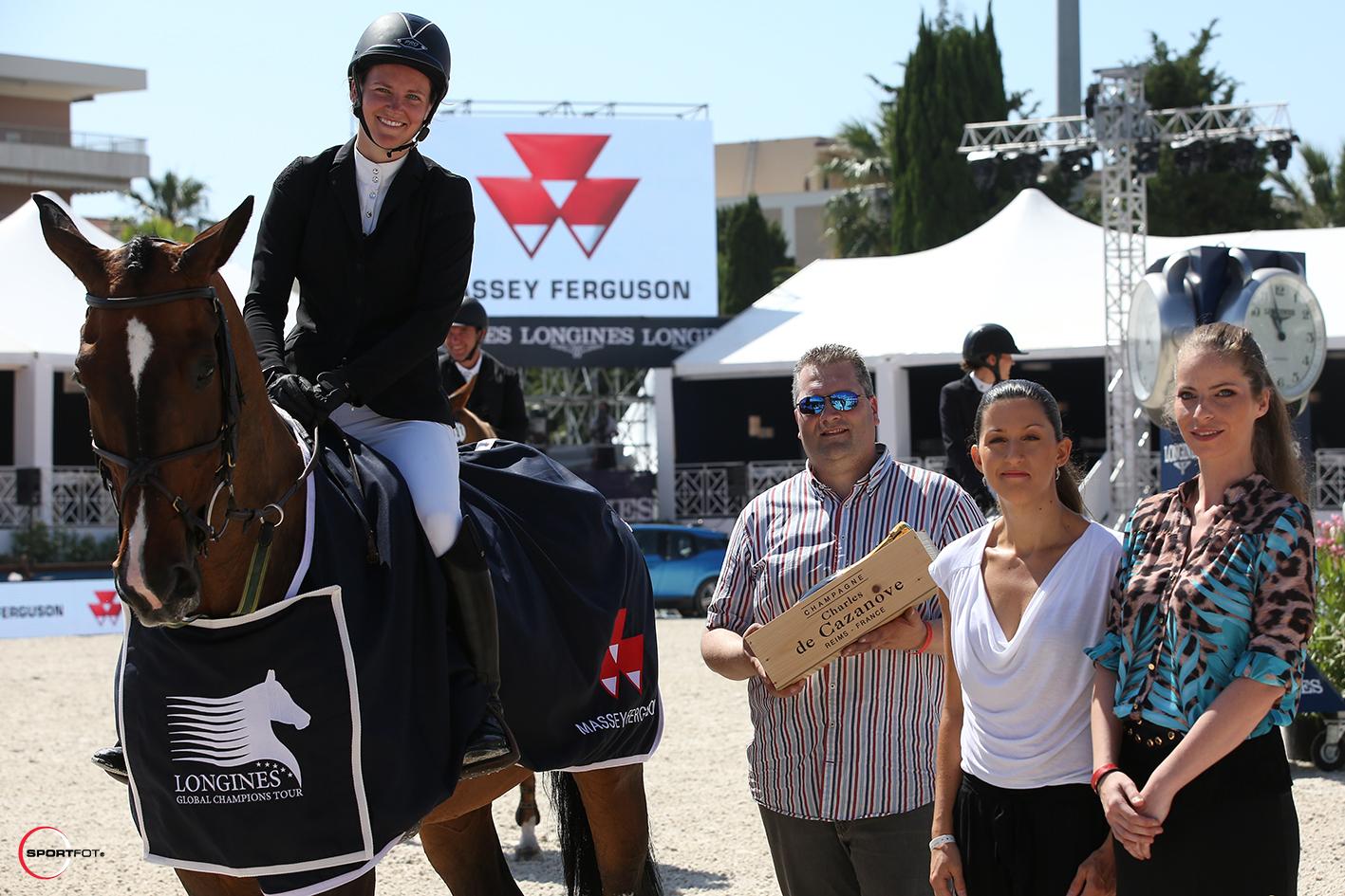 LGCT Cannes 2017_Imogen Beecroft _Prix Mssey Ferguson(c)sportfot