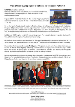 Communiqué de presse ANPG-FFE