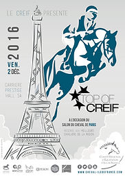 Affiche Top of CREIF 2016