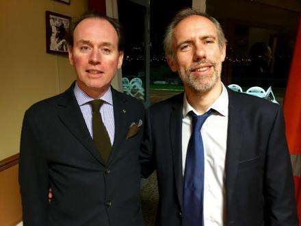 Arnaud et Arnaud Pasquelin