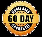 60 Day Money Back Guarantee Logo.png