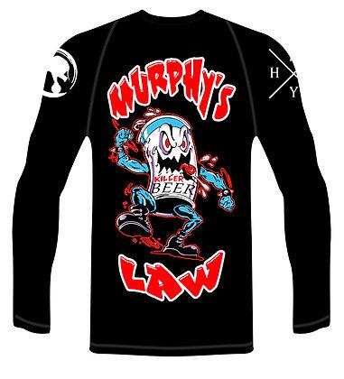 Murphy's Law Rashguard - Long Sleeve